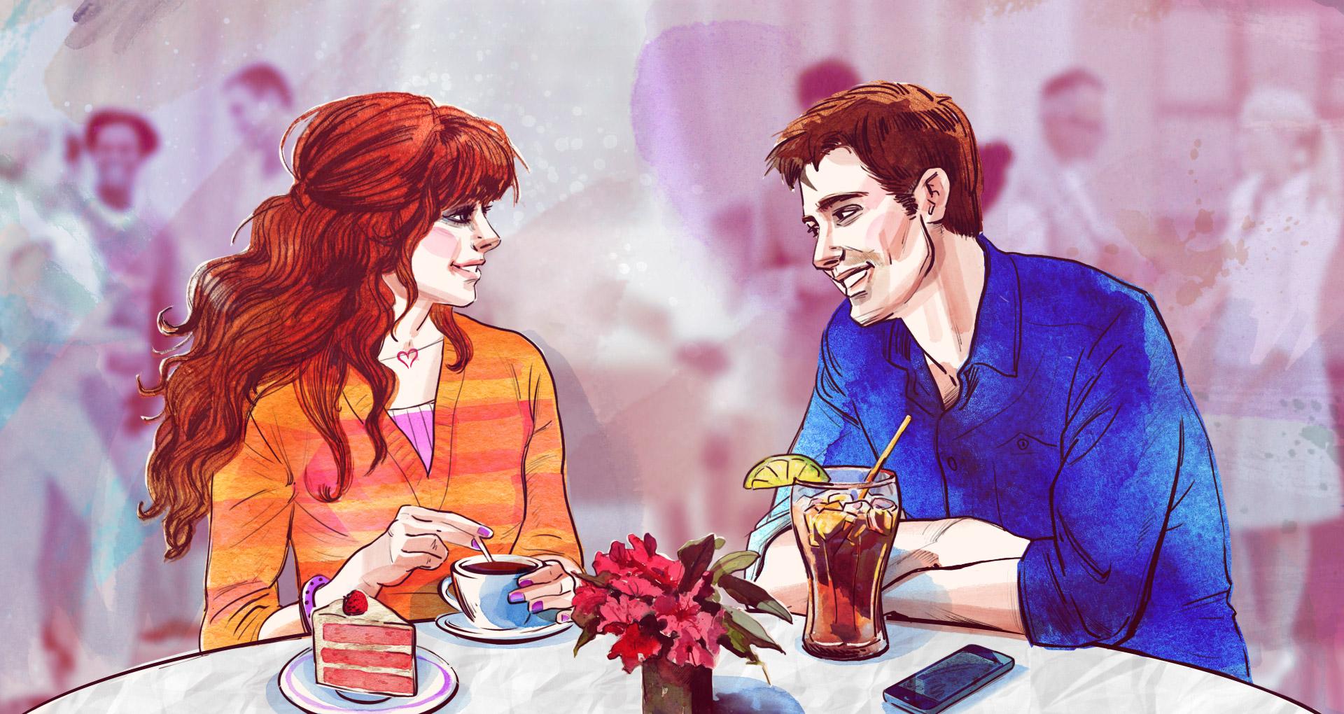 Kostenlos flirten - Was bist Du? Engelchen oder Teufelchen? - elFlirt ...