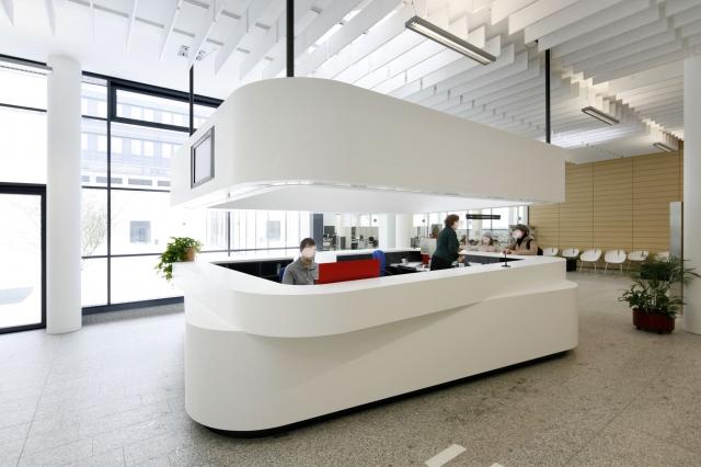 rosskopf partner ag informationstheke im b rger und verwaltungszentrum regensburg firmenpresse. Black Bedroom Furniture Sets. Home Design Ideas